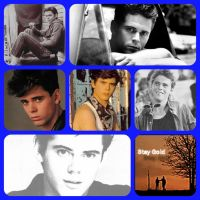 C.Thomas Howell Collage by xMasqueradedFacesX