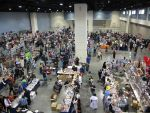 AZ09 Dealers Room from above by Ruby-Hime