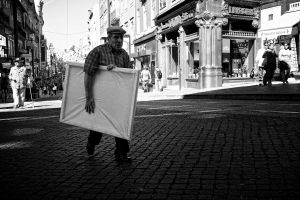1576 - The Old Painter by NunoCanha