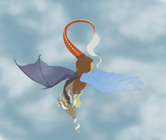 gift for crafty cloud : discord by LycheePuddn