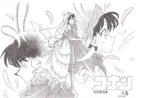 shinichi and ran by ls2-TheBloodOfPeace
