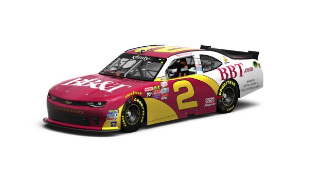 Bowyer's championship car by MoonShibe64