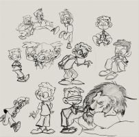 toto_net_sketches. by animatorio