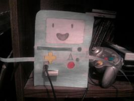 My GameCube as BMO!! by multiOtaku-FanAT1