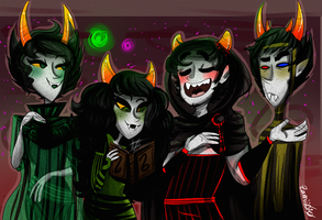 SignlessFamily by zamii070