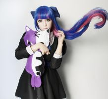Panty and Stocking by CosPlayJG