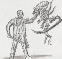 The Ultimate Battle by xenomorph01