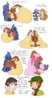 RuperXVanilla quickies by Kikulina