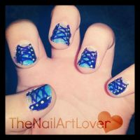 .::ConverseStyle::. by TheNailArtLover