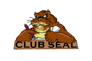Club Seal  -COLOURED- by SealisGreat