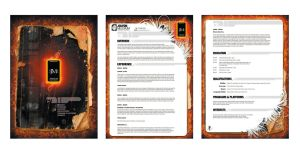 My CV by Diversionary