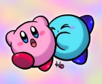Kirby Kiss by LoveTails