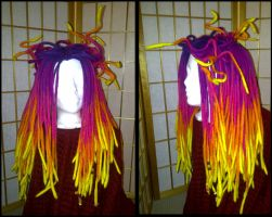 Sunset Wig by Faery-Essences