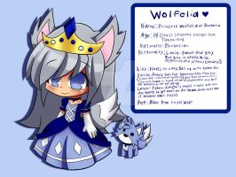 Wolfelia of Blueberria by Re-chan91