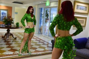 Poison Ivy Cosplay by ScarletMoonstorm