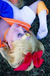 Sailor Venus - Peaceful by PrincessShiera