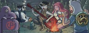 Stories by the fire by Hiei-Ishida