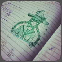 Wadanohara and The Great Confusing Maths by HappyMahogany