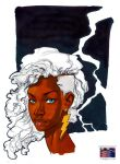 Storm Sketch by RonAckins