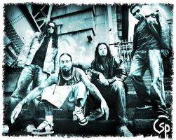 Korn by wagstorm