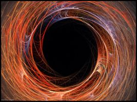 Black Hole by Magnetic-Roses