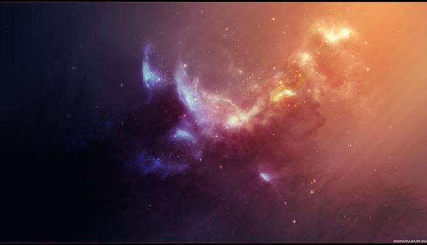 Cosmos III by RedXen
