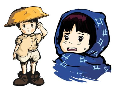 Grave of the Fireflies by Poporetto