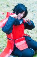 Cosplay Uchiha Madara 352 by NakagoinKuto