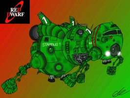 Starbug by EUAN-THE-ECHIDHOG
