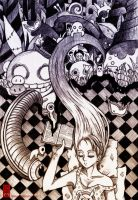 If a book becomes alive by LaNaYoung