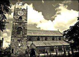 Howarth Church by Estruda