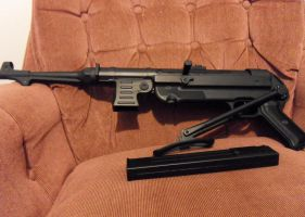 Mp-40 semi unfolded stock by bustersnaps