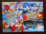 Sonic Select Books 5 and 6 by BoomSonic514