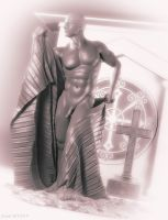 Michael 4 Bodybuilder by jepegraphics