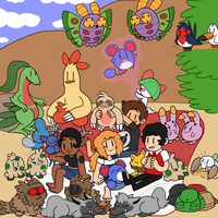 PENA Picnic Time by DabroodThompson