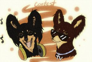 CONTEST IS OPEN by Do-El