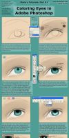 Coloring Eyes in Photoshop by mree