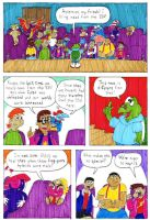 Welcome To the Tooniverse Page 1 by EmperorNortonII