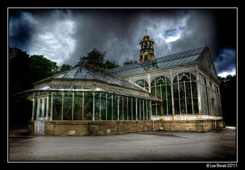 Bottom of my Garden HDR by Leeby