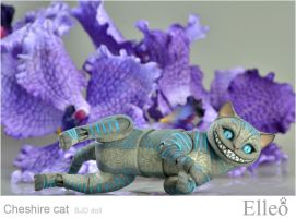 Cheshire-cat bjd doll 05 by leo3dmodels