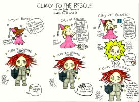 TMI comic: Clary to the Rescue! by missanimestranger