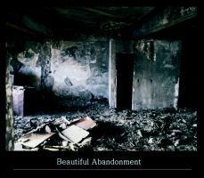 Beautiful Abandonment by Human-Canvas