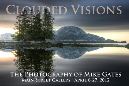 Clouded Visions by Muskeg