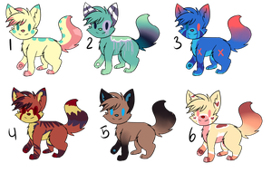 Cat Adopts[Open][price reduced!]1/6 left! by lonely-galaxies