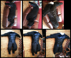 Angrist Bodysuit by CuriousCreatures