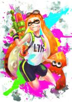 Splatoon! by MonoriRogue
