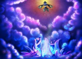 Birth of a Legend - Contest entry by Fucal