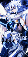 Balmung - Winged Azure by hiiragi-the-tempest