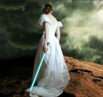 Jedi bride by brobert78