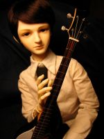 Paul McCartney Version Doll 5 by aishavoya